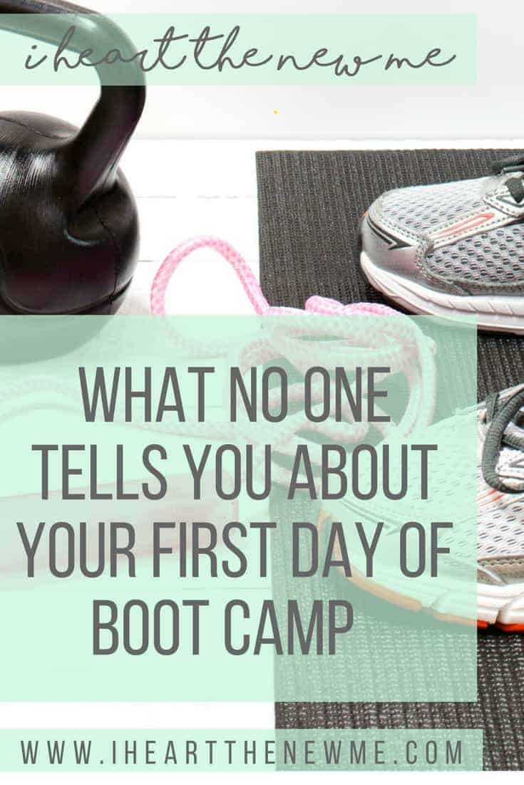 What No One Tells You About Your First Day of Fit Body Boot Camp