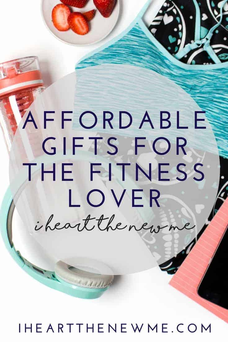 Affordable Gifts For the Fitness Lover