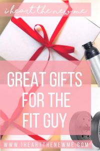 Valentine's Day Gifts for the Fit Guy! Find great gifts for him with this awesome guide!