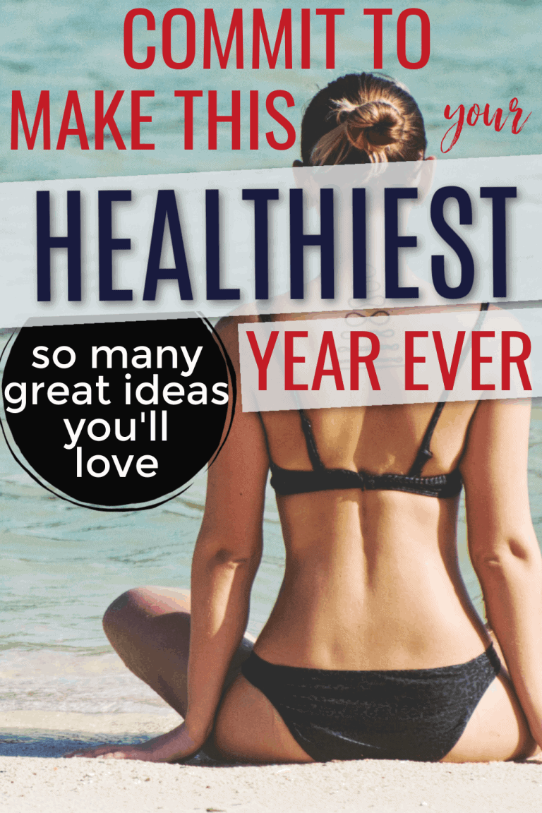 Have Your Healthiest Year Ever