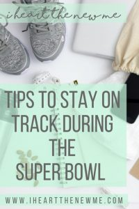 How To Survive The Big Game Without A Big Gain – Tips to Survive the Super Bowl. Stick with your weight loss and diet goals!