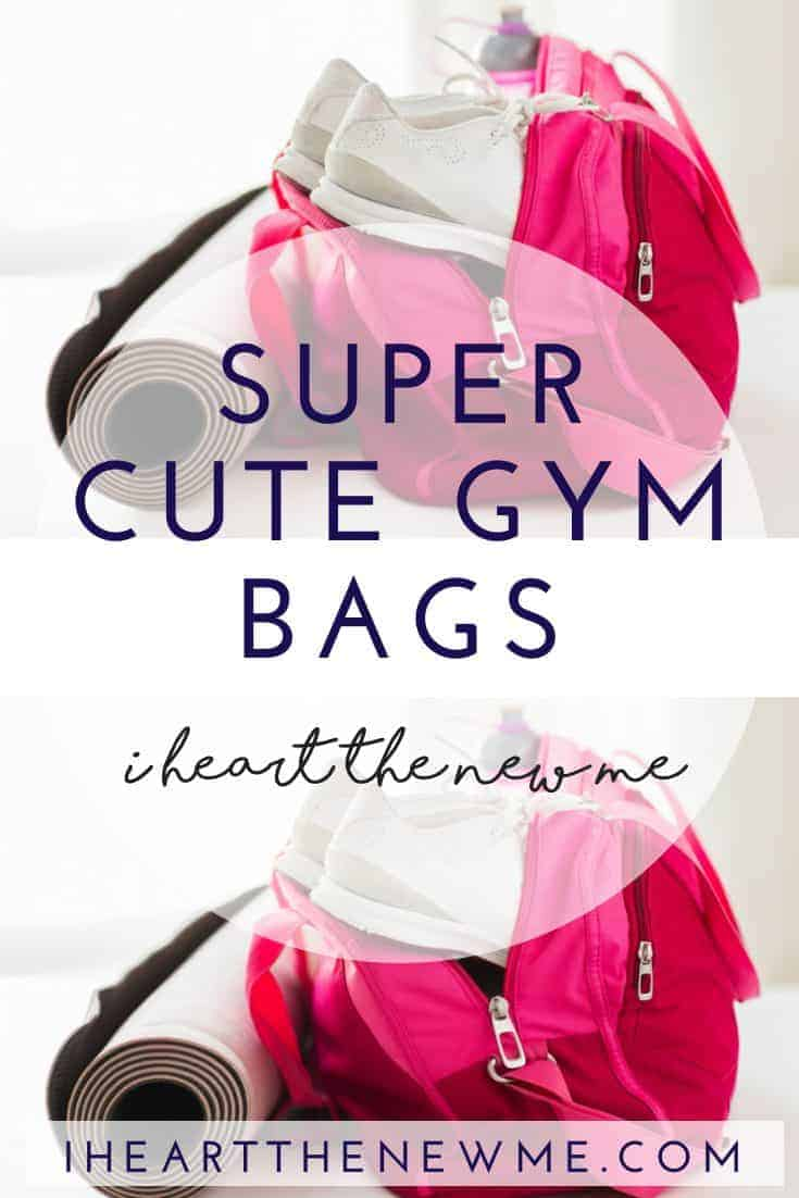 Who Says Your Gym Bag Has to be Boring?
