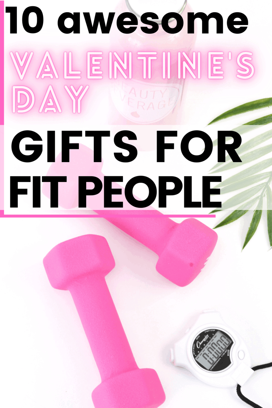 Valentine's Day Gifts and Gear For the Fitness Lover