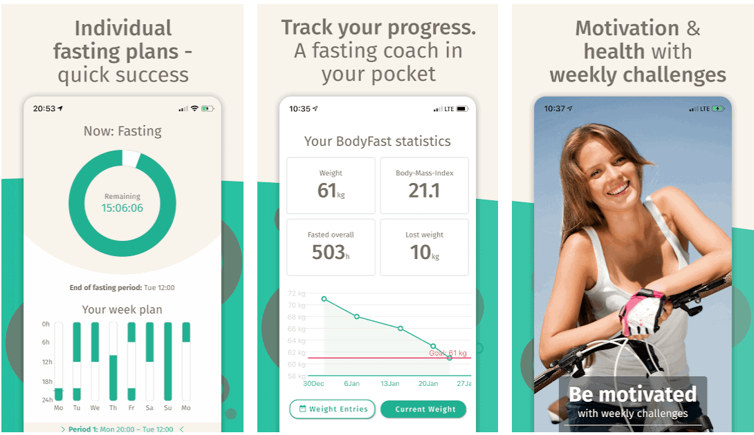 BodyFast App