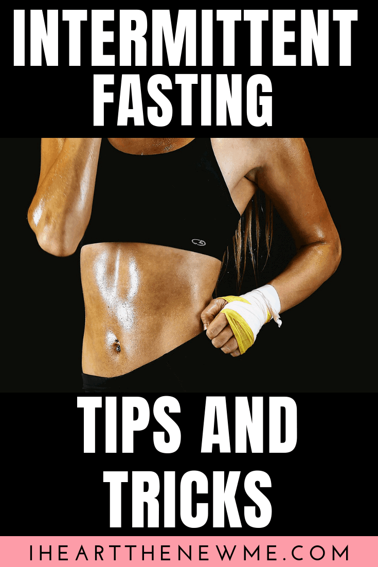 Intermittent fasting tips and tricks