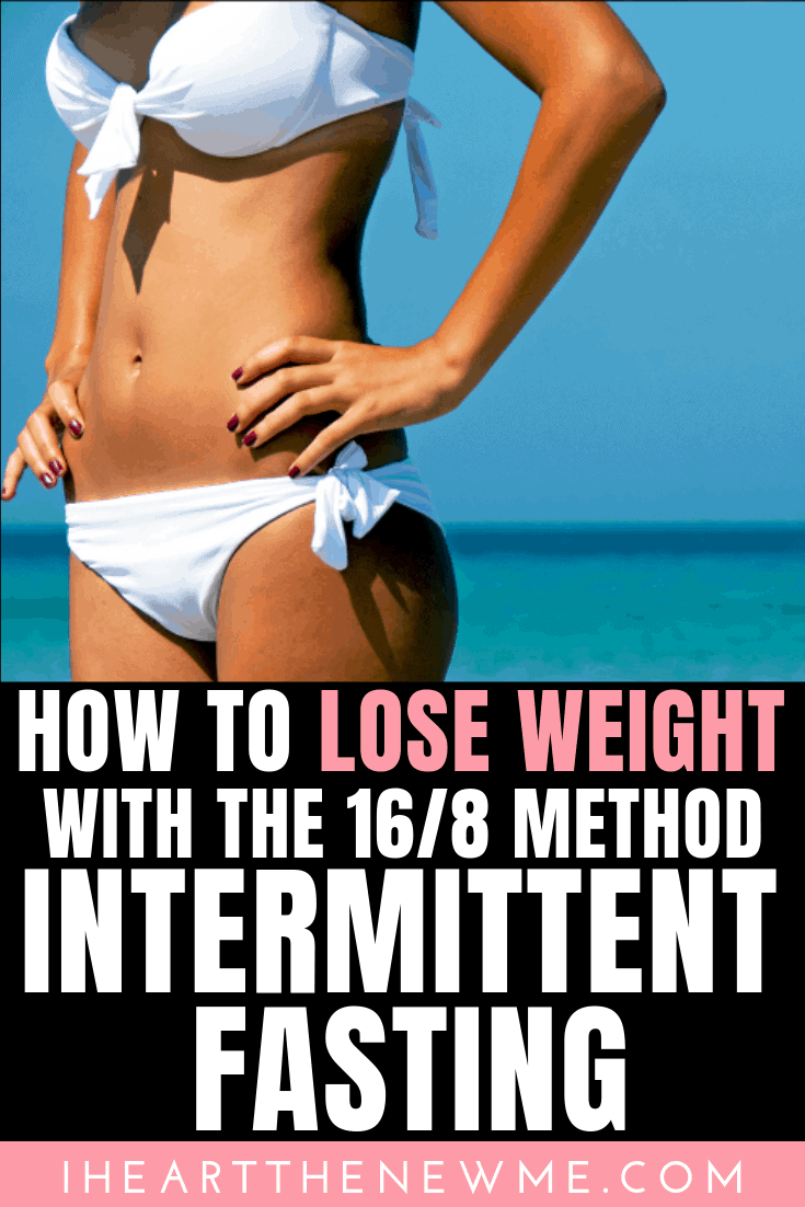 Lose Weight With the Intermittent Fasting 16/8 Method