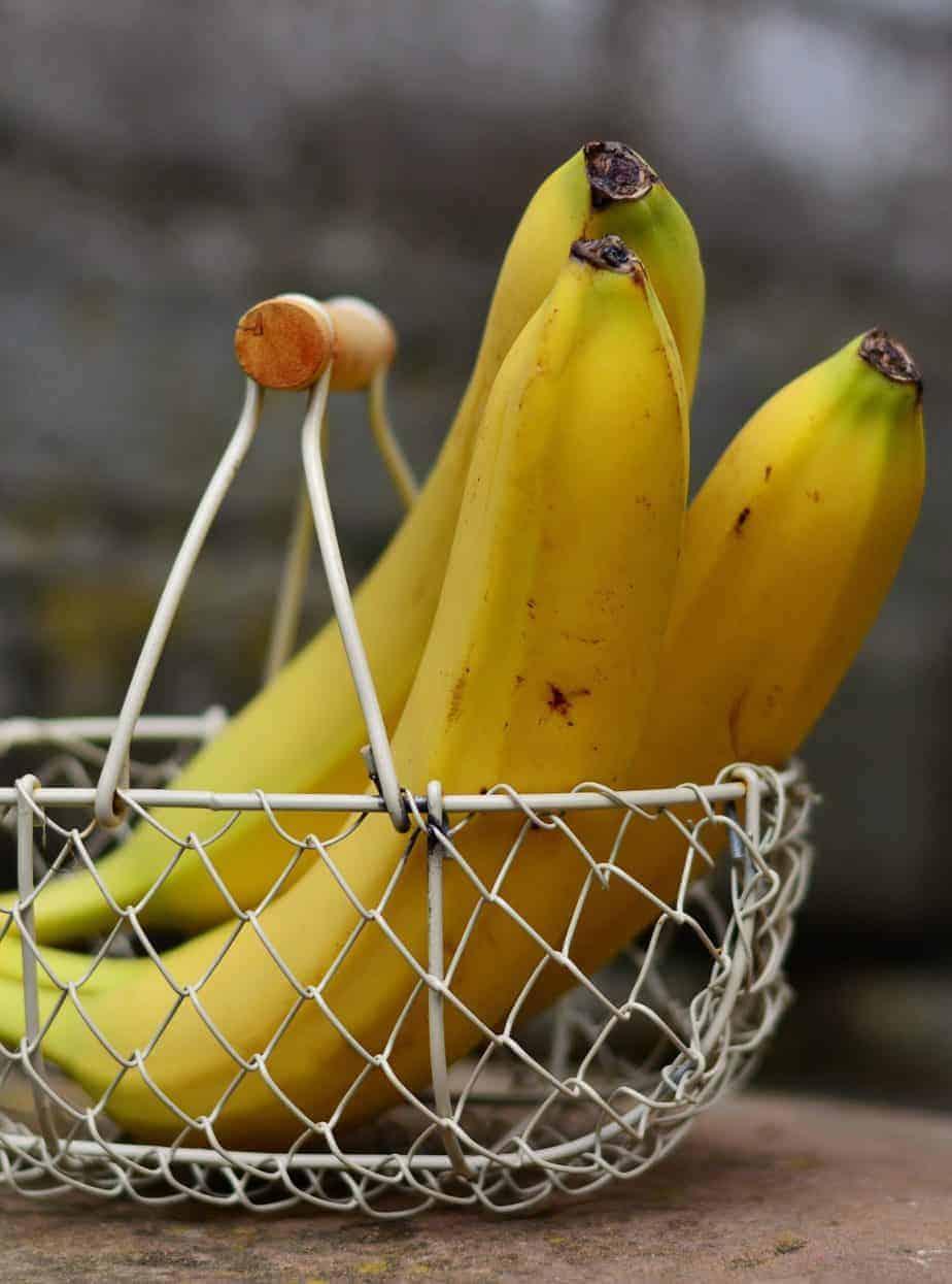 Bananas for Belly Bloat