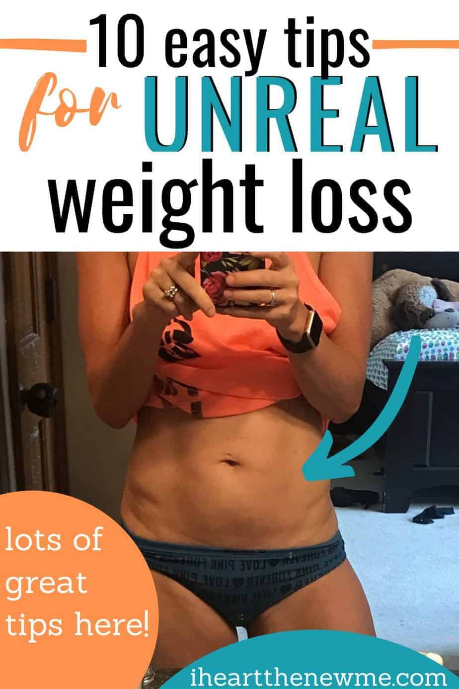 Tips to lose weight quickly and easily!