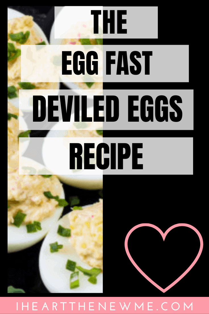 Egg Fast Deviled Eggs – Quick And Easy