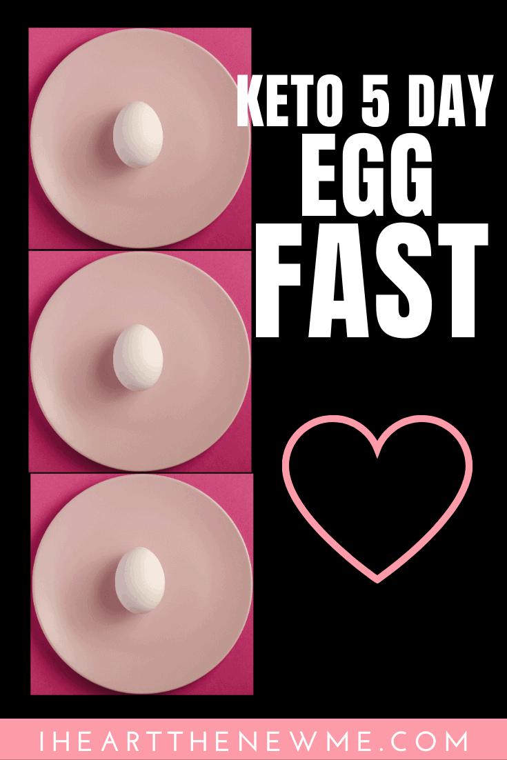 5 Day Keto Egg Fast