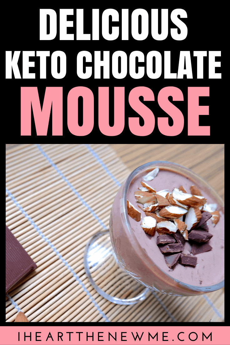 Keto Chocolate Mousse – Super Quick and Easy to Make