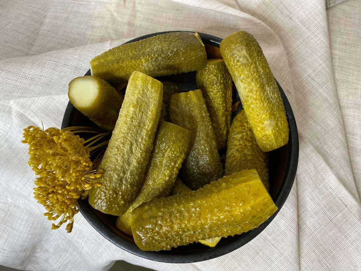 Pickles Are The Perfect Low Carb Keto Snack
