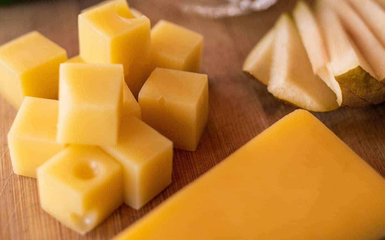 Cheese Cubes Are The Perfect Low Carb Keto Snack