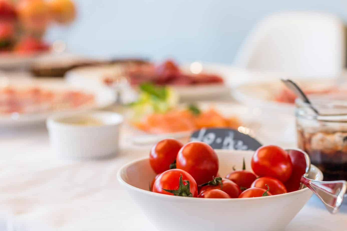Cherry Tomatoes Are The Perfect Low Carb Keto Snack